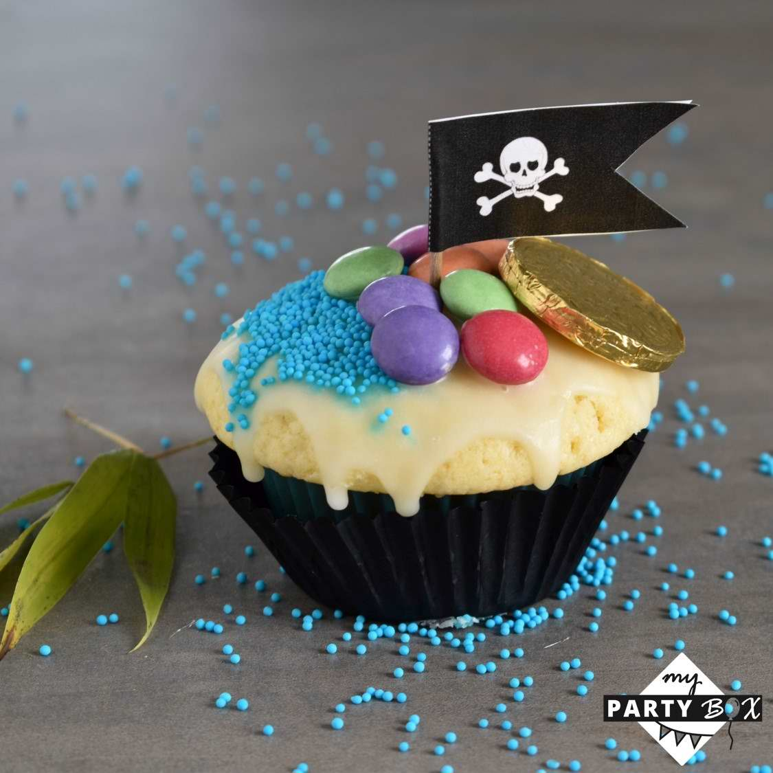 Muffins_Prinzessinparty